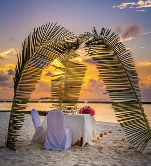 Романтический ужин на о. Самуи