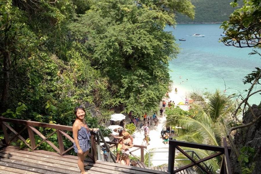 Тур на целый день с о. Самуи на о. Тао или в Ангтонг на яхте Royal Express, остров Самуи, Таиланд