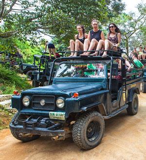 Сафари тур о. Самуи Mr. Ung Safari