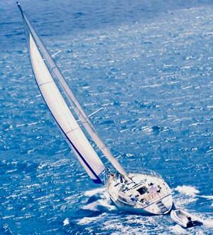 Sailing yacht Independence, Koh Samui