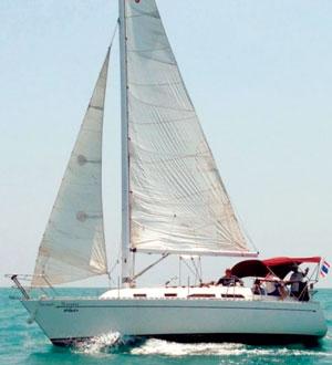 Парусная яхта Санора, о. Самуи