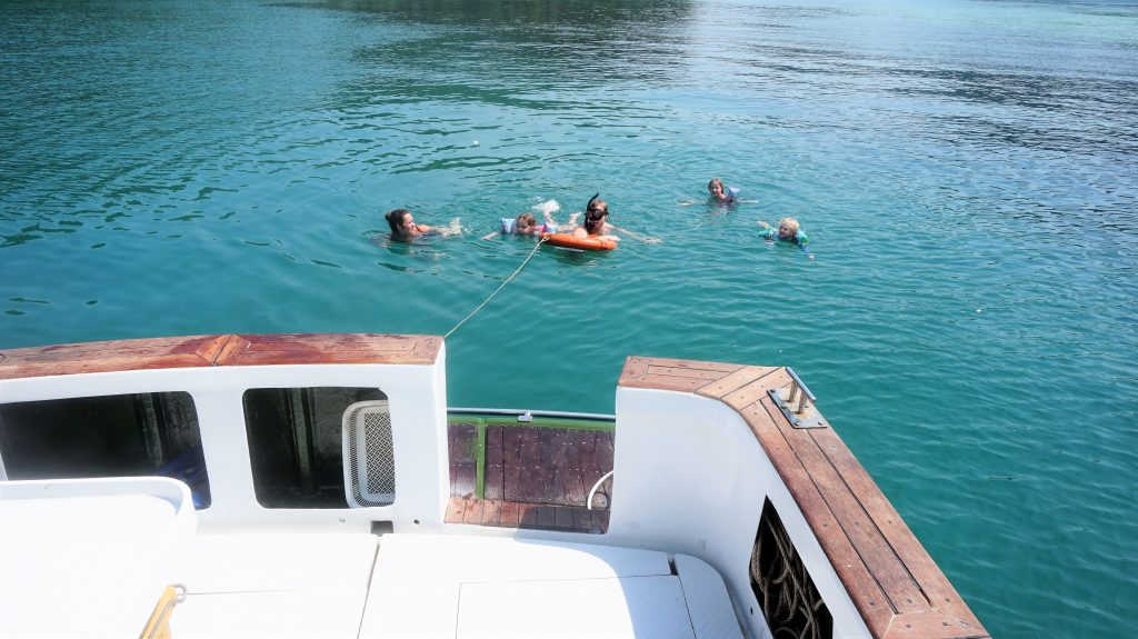 Приватные крузы на яхте «Сао», остров Самуи, Таиланд