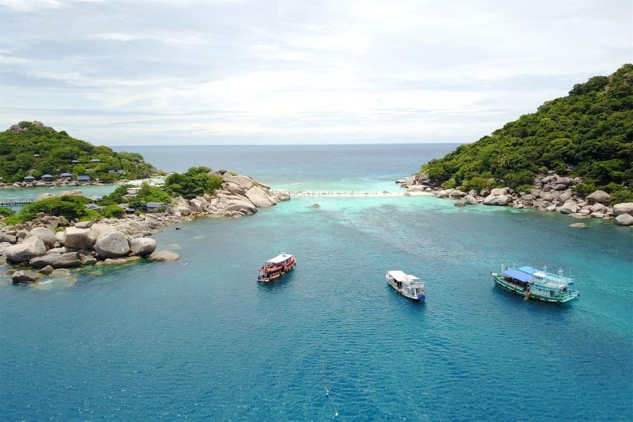 Дайвинг и курсы PADI с острова Самуи, остров Самуи, Таиланд