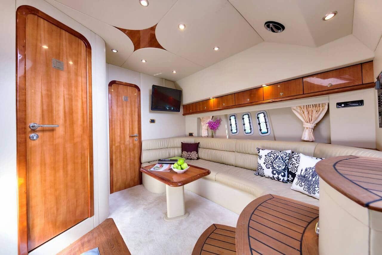 Яхта Sea Dream, остров Самуи, Таиланд