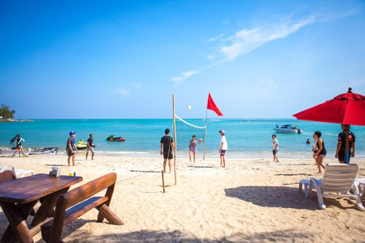 Водные развлечения, остров Самуи, Таиланд