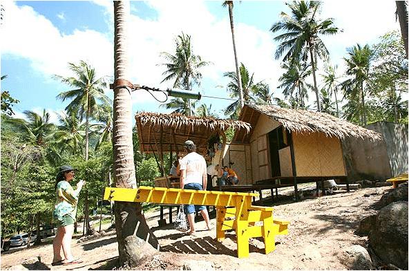 Джип-сафари для активных людей «Буп-буп сафари», остров Самуи, Таиланд