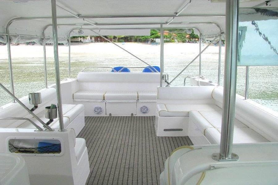 Скоростной катер «Sting», остров Самуи, Таиланд