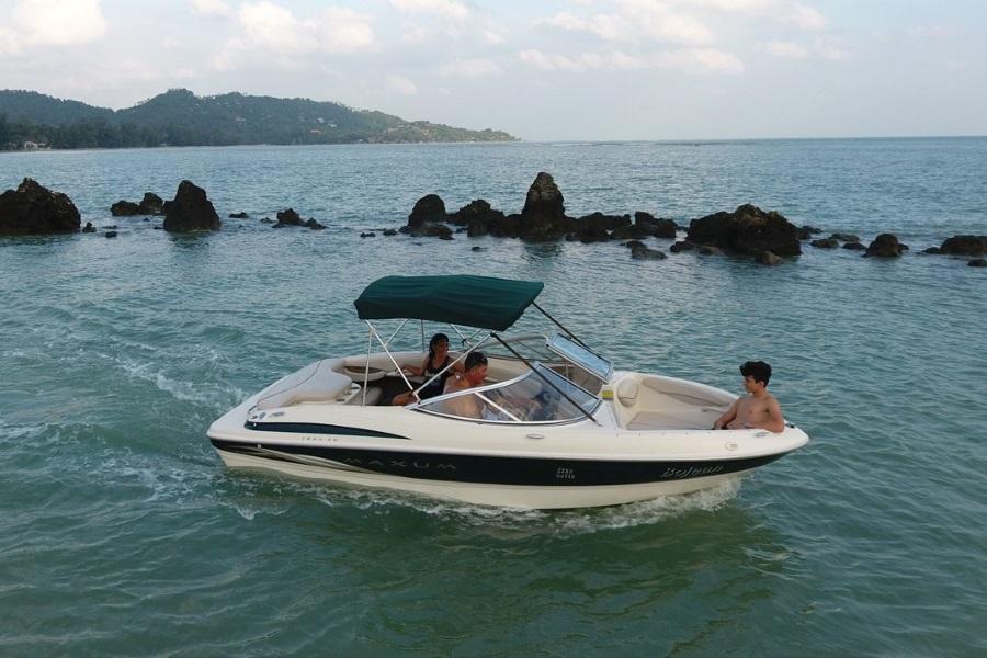 Круизы на катере «Stingrey»  с южного побережья Самуи, остров Самуи, Таиланд