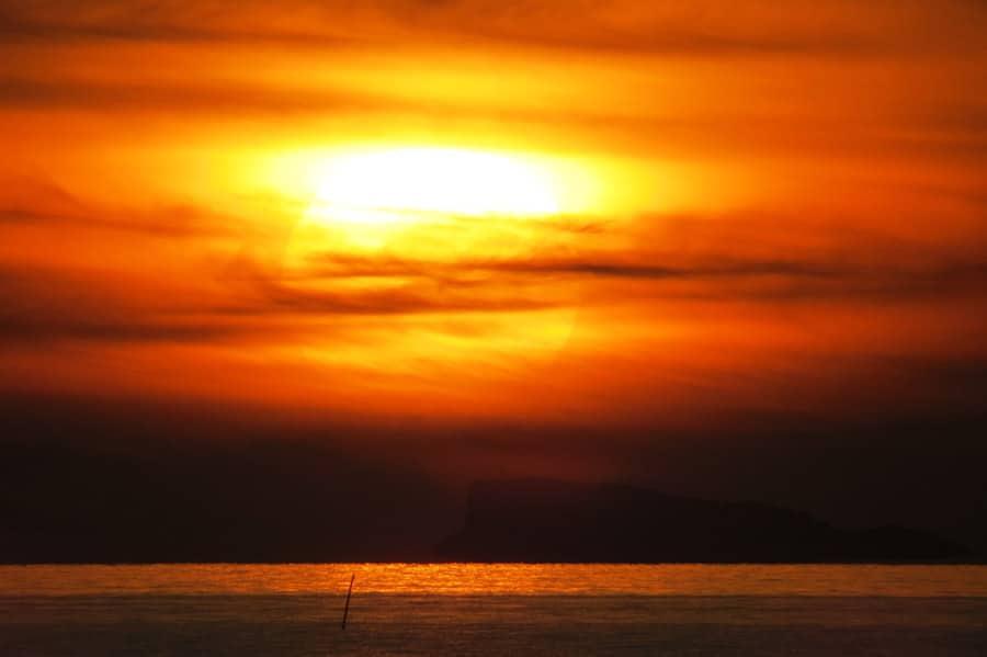 Приватный тур на закате на рыбацкой лодке, остров Самуи, Таиланд