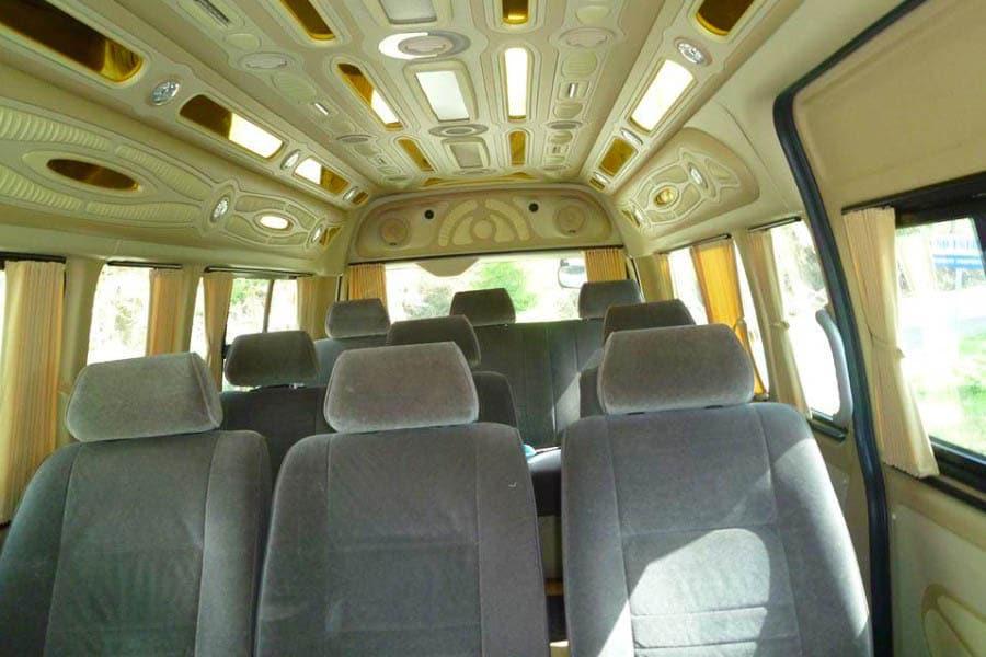 Заказ такси, минивена, лимузина на Самуи, остров Самуи, Таиланд
