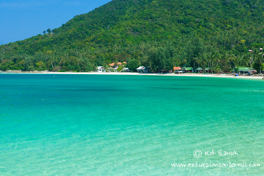 Обзорный тур на о. Панган на сонгтео, остров Самуи, Таиланд