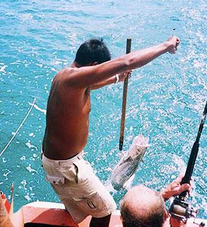 Дневная рыбалка Big Game Fishing, о. Самуи