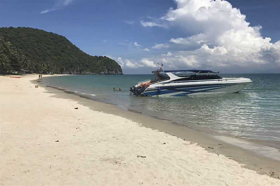 Приватные туры на скоростном катере, остров Самуи, Таиланд