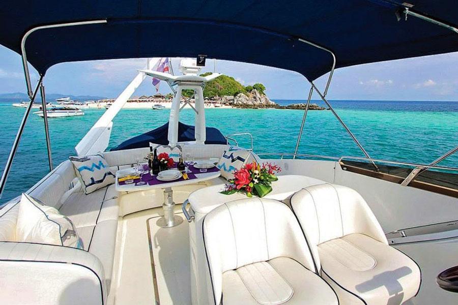 Яхта «W Princess», остров Самуи, Таиланд