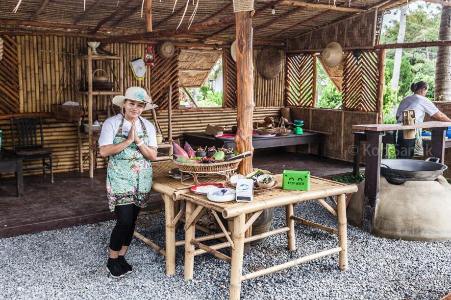 WeGreen — культурный центр с экофермой, остров Самуи, Таиланд