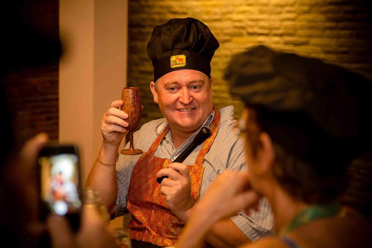 Кулинарное шоу с приготовлением и дегустацией блюд «Thai Experience», остров Самуи, Таиланд