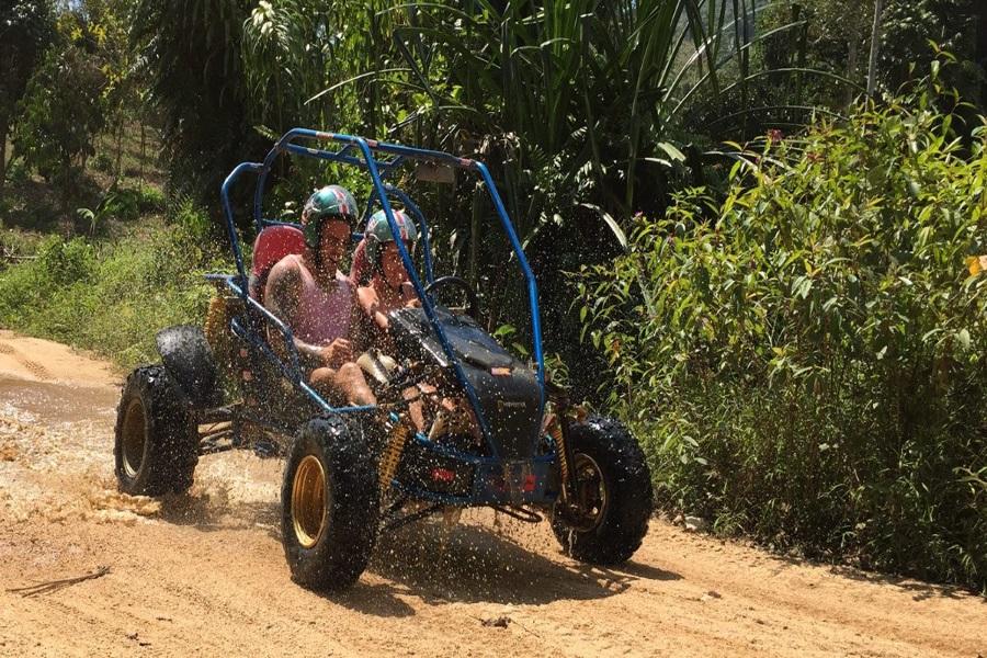 X-Quad — квадроциклы и багги в горах Самуи!, остров Самуи, Таиланд