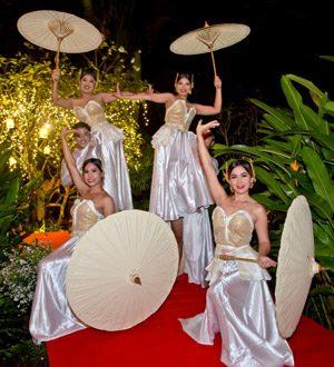 Танцевальное шоу в Зазен