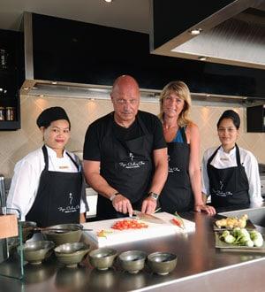 Тайские кулинарные курсы в бутик-отеле Зазен, о. Самуи